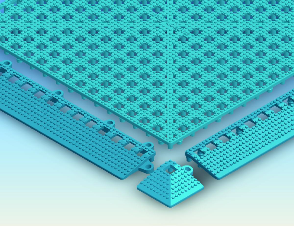 Superficie Antideslizante Materiales De Construcci N