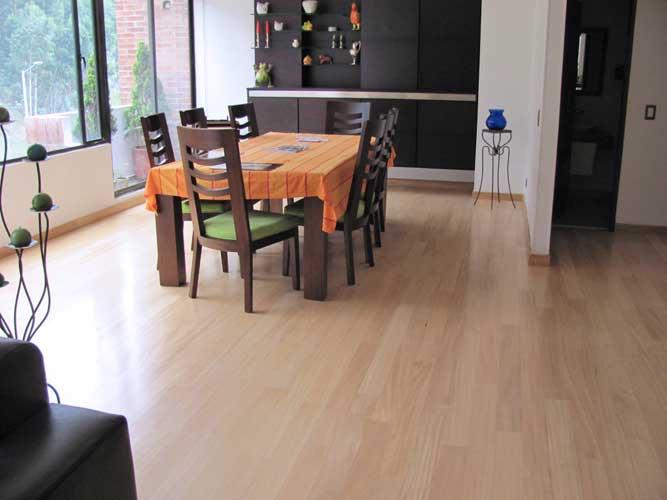 Piso macizo tradicional pisos teka - Antes de comprar un piso ...