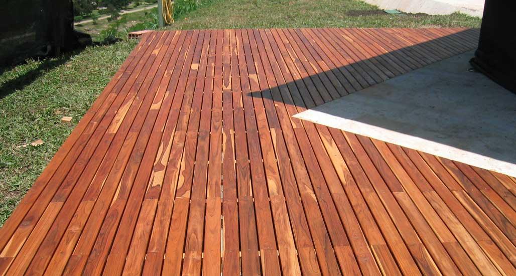 piso deck exterior